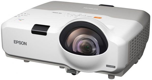 قیمت و مشخصات EPSON EB-420 Short-Throw Projector